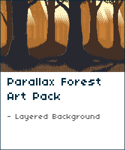Parallax Forest