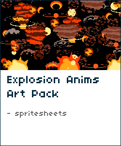 Explosion Animations